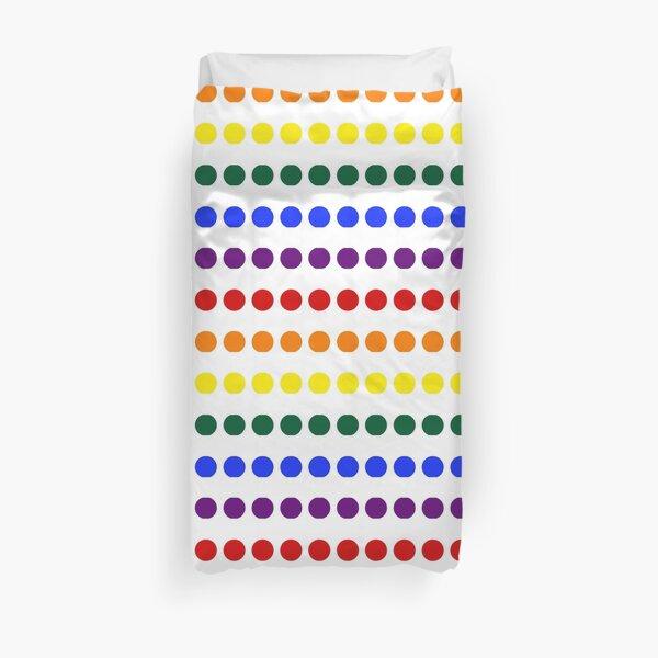 Pride Dots Duvet Cover