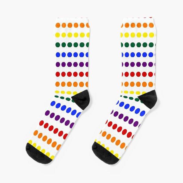 Pride Dots Socks