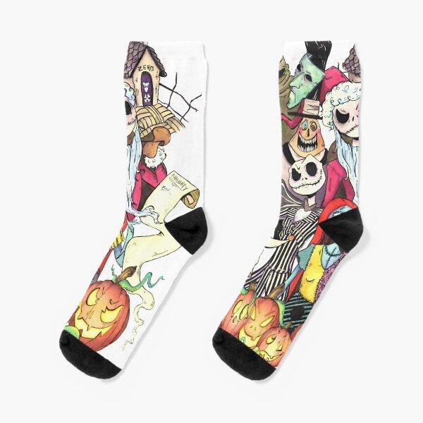 Nightmare Socks