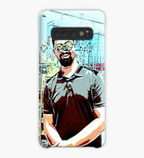Painted Man of the Post-modern World Case/Skin for Samsung Galaxy