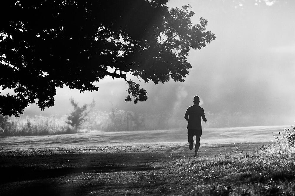 Morning Runner by mymojo