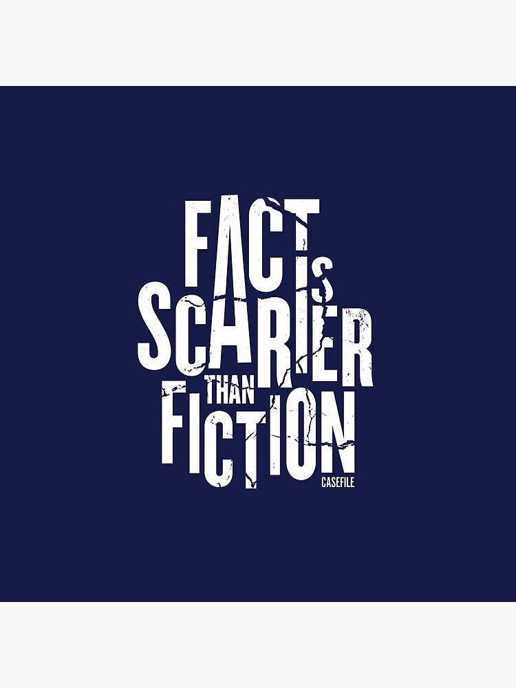 Casefile True Crime – Fact Is Scarier Than Fiction (Light) by casefile2016