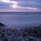 Ballyconnigar Strand at dawn by Ian Middleton