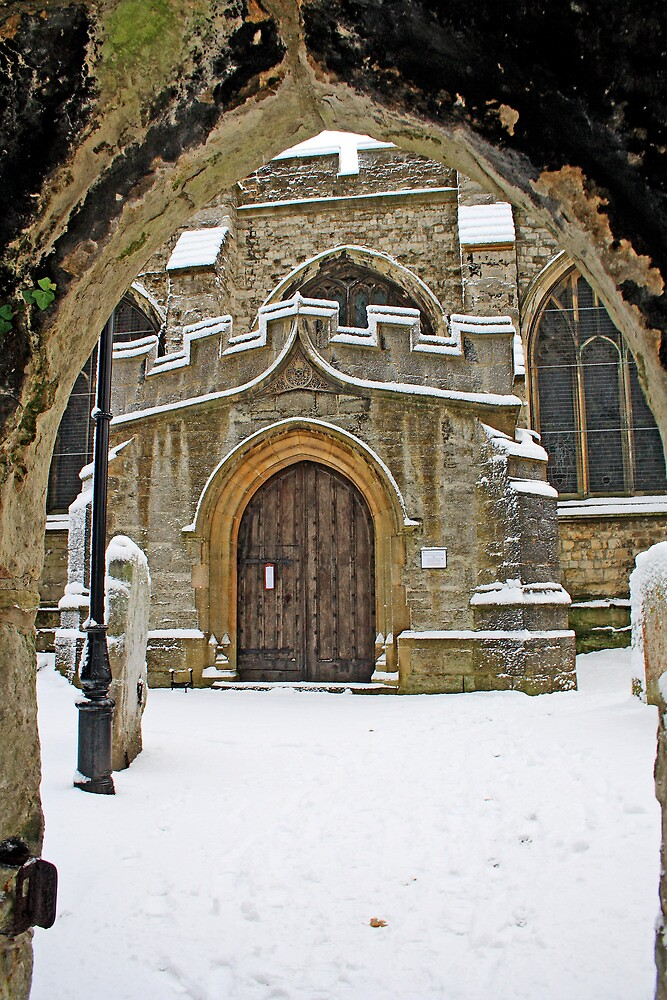 Gate to Religion by Dave Godden