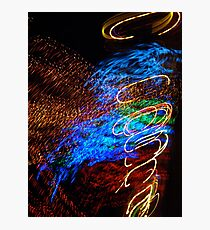 Abstract Angel by Bradley Blalock Photographic Print