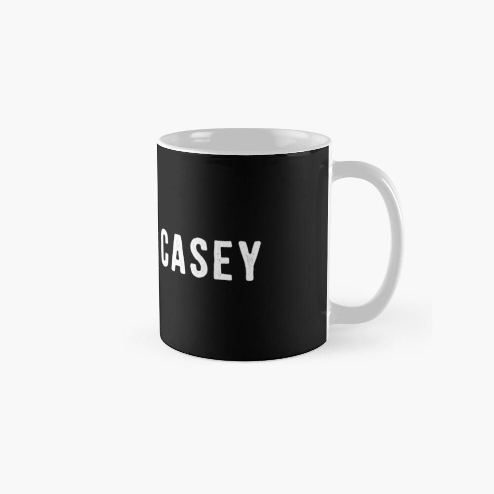 Casefile True Crime – No. I Am Casey (Light) Mug