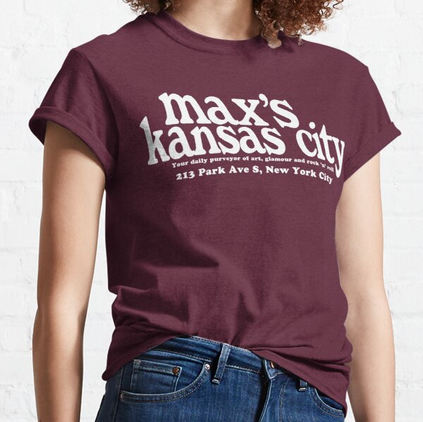 Max's Kansas City NYC Classic T-Shirt