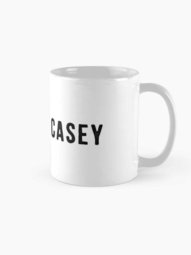 Alternate view of Casefile True Crime – No. I Am Casey (Dark) Mug