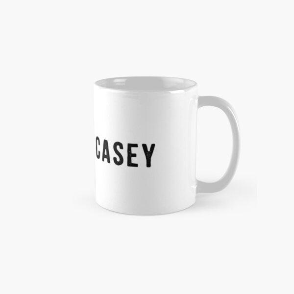 Casefile True Crime – No. I Am Casey (Dark) Classic Mug