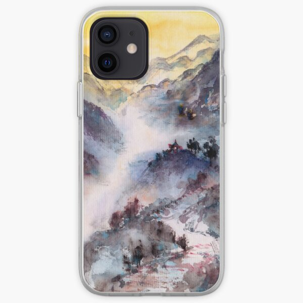 Hike to the Mountain Top iPhone Soft Case