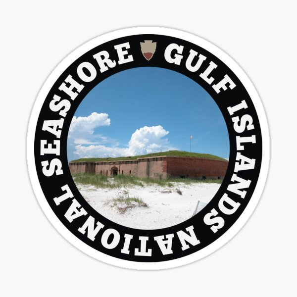 Gulf State State Park Decal Sticker Explore Wanderlust Camping Hiking