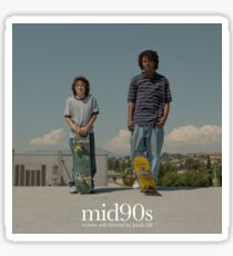 Mid90s by A24 Sticker