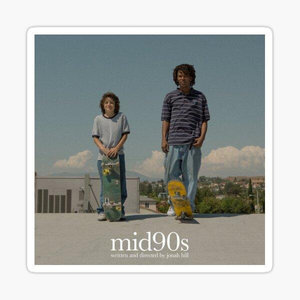 Mid90s by A24 Sticker