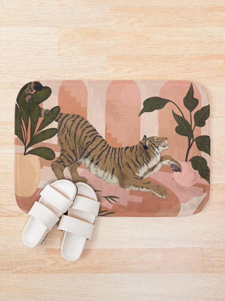 Alternate view of Easy Tiger Bath Mat