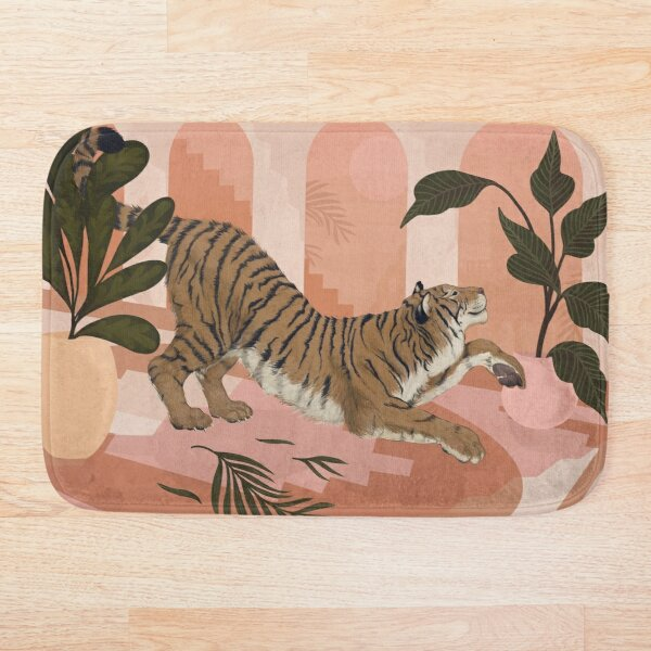 Easy Tiger Bath Mat