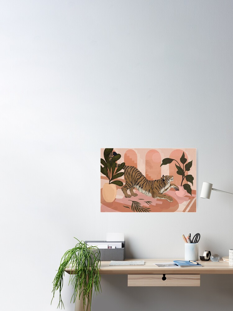 Alternate view of Easy Tiger Poster