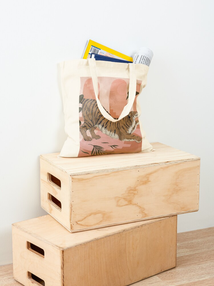 Alternate view of Easy Tiger Tote Bag