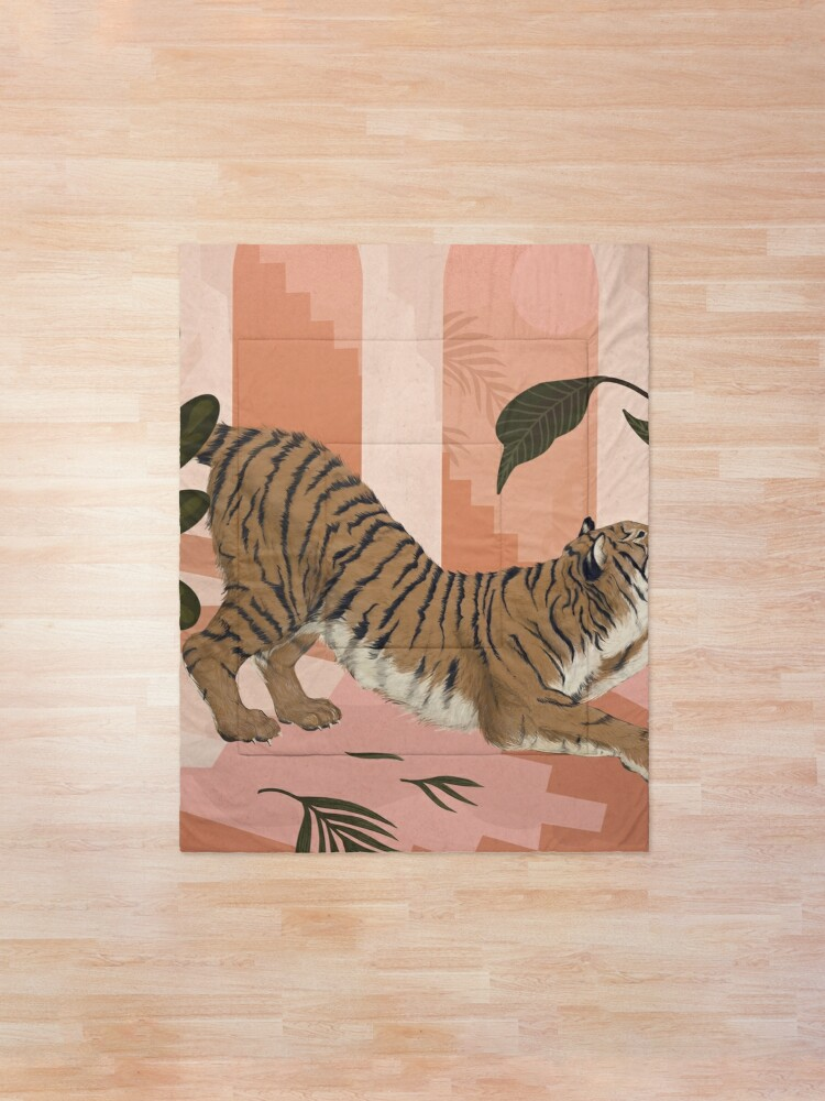 Alternate view of Easy Tiger Comforter