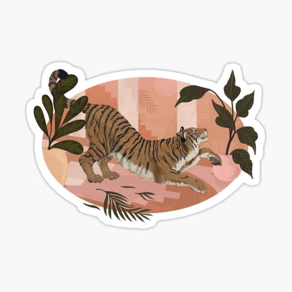 Easy Tiger Sticker