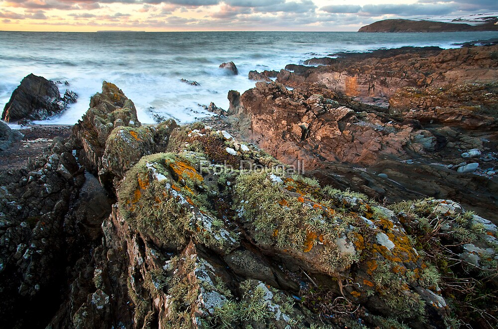 Baggy Point, North Devon by Rob Dougall