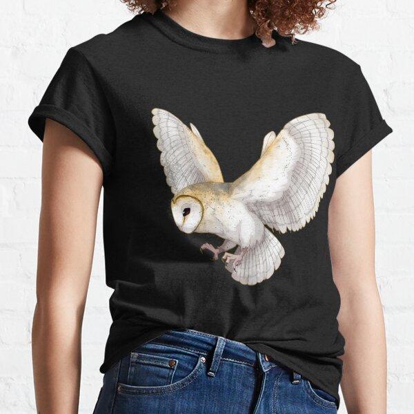 Schleiereule Classic T-Shirt