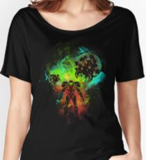 Bounty Hunter of Space Women's Relaxed Fit T-Shirt