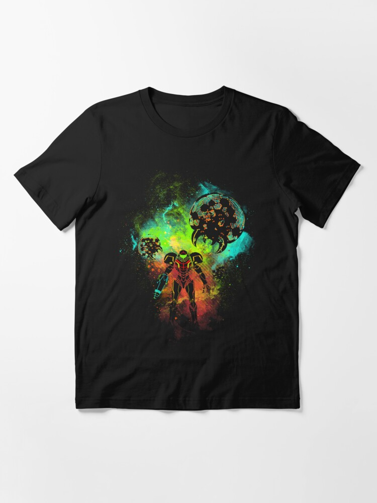 Alternate view of Bounty Hunter of Space Essential T-Shirt