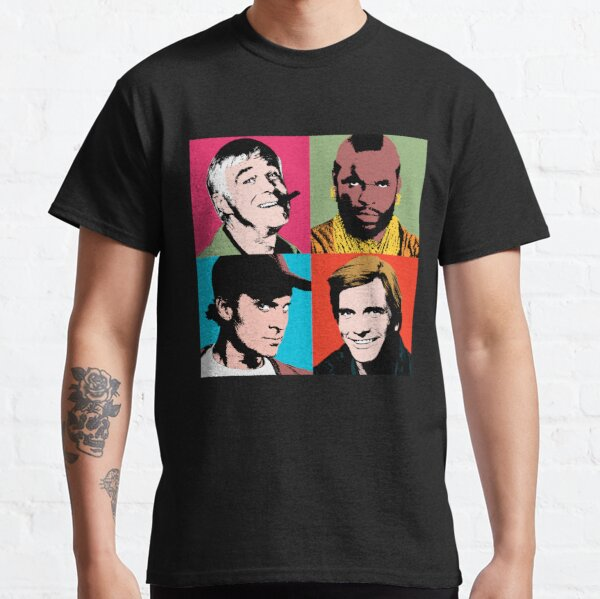 The A-Warhol Team Classic T-Shirt
