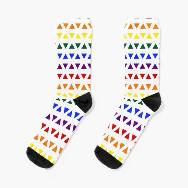 Pride Triangles Socks