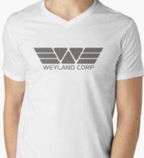 Weyland Corp Men's V-Neck T-Shirt