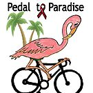 Pedal to Paradise by Naquaiya