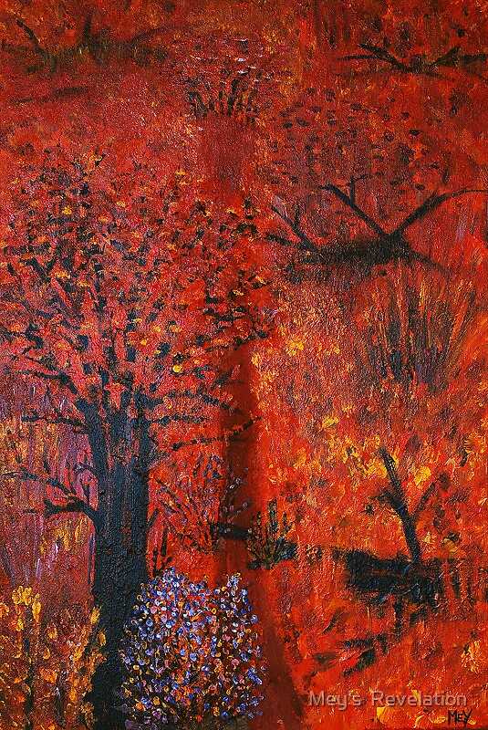 Autumn Forest by Mey's  Revelation