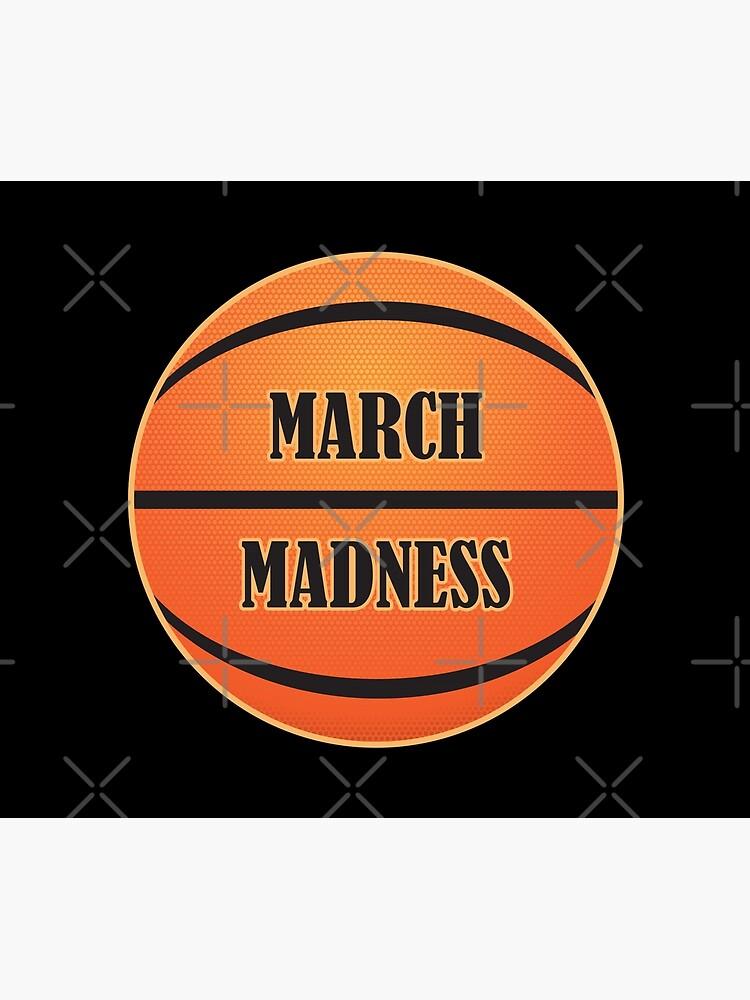 March Madness Basketball by Zethinova