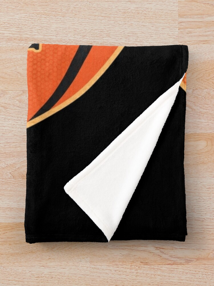 Alternate view of March Madness Basketball Throw Blanket