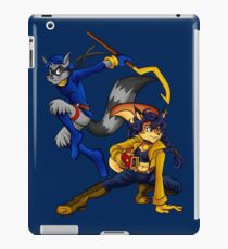 Cops and Robbers iPad Case/Skin