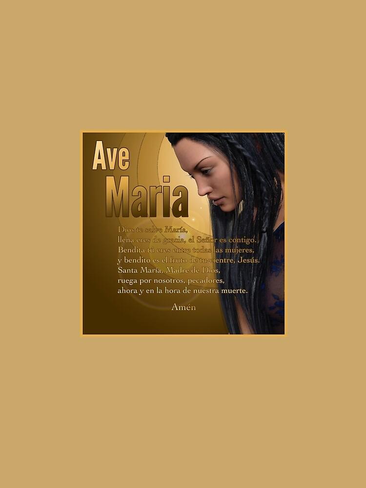 Ave María - La oración en español by andyrenard