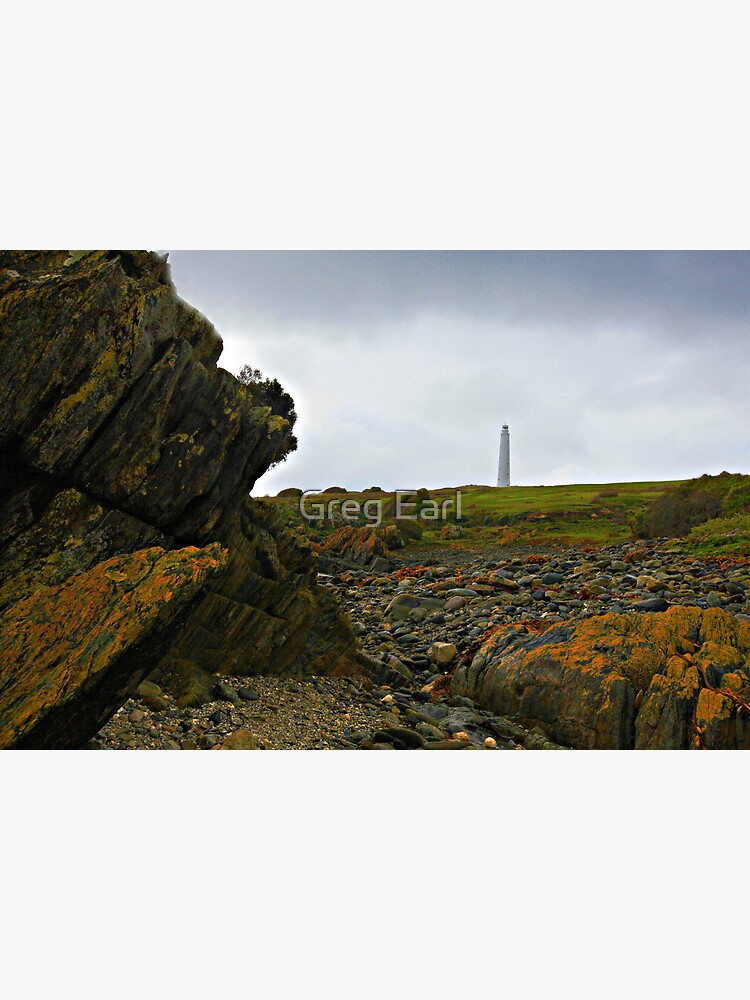 Cape Wickham Lighthouse - King Island by GregEarl