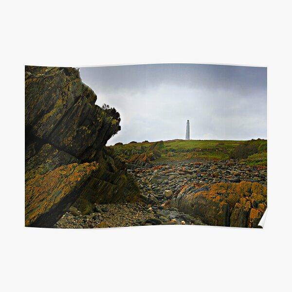 Cape Wickham Lighthouse - King Island Poster