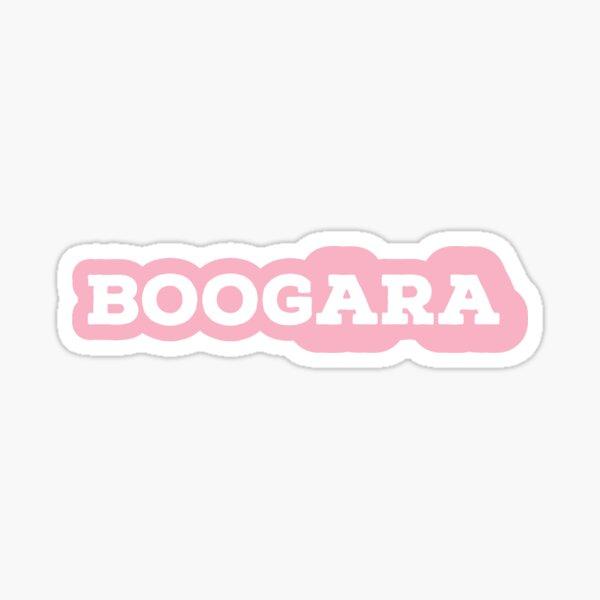 Boogara Buzzfeed unsolved Sticker