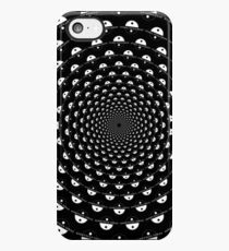 Stoic Stillness - Be Calm - Against The Chaos iPhone Case