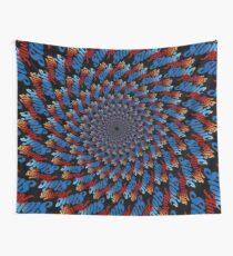 Always Stoic - Stay Stoic Always - Full Circle Wall Tapestry