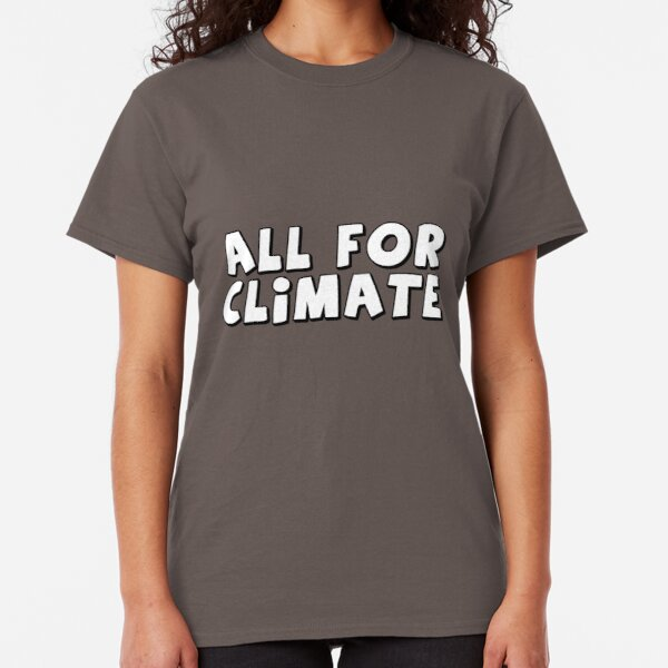 Global Warming Isnt Real Gym Breathable Tee Slim-Fit t Shirt