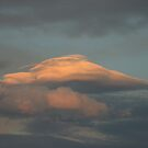 Spaceship in the Clouds by aussiebushstick