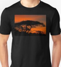 Serengeti Sunrise Unisex T-Shirt