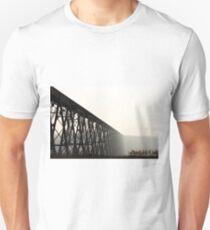 Lethbridge High Level Bridge Unisex T-Shirt