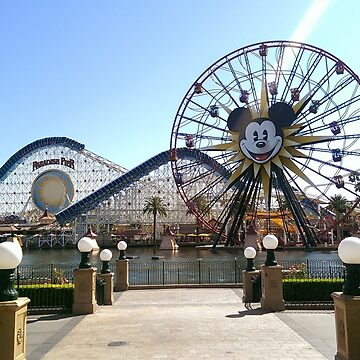Paradise Pier by jay03042011