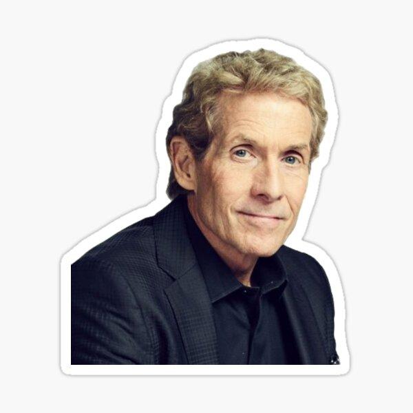 Skip Bayless Portrait Sticker