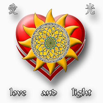 Love & Light 1 by VII23