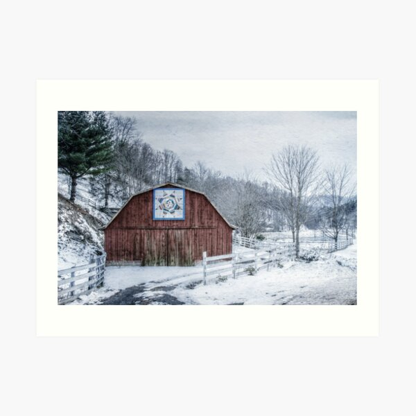 High Country Style Art Print