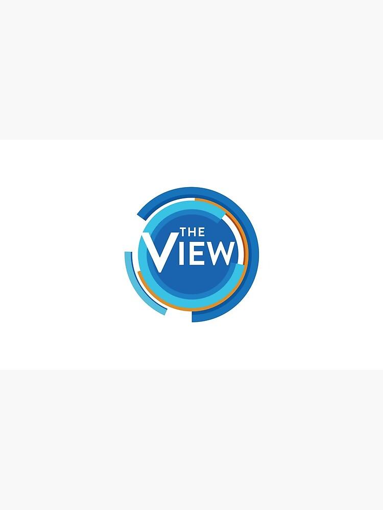 The View - Talk Show Logo by freakyferry